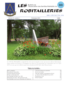 Robitailleries No 88