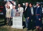 Inauguration de la plaque souvenir